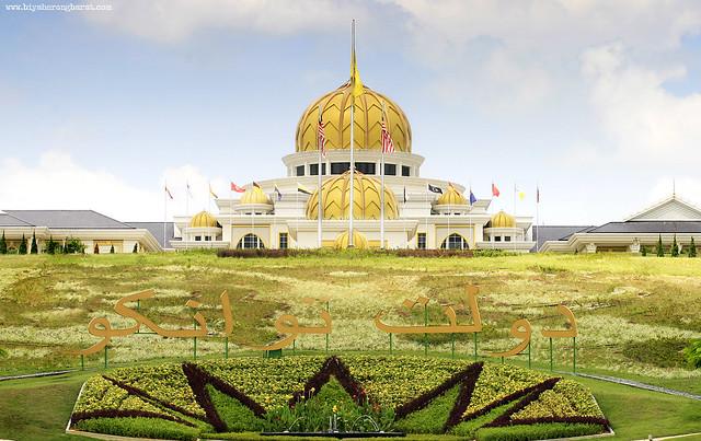 Istana Negara National Palace Malaysia Kuala Lumpur