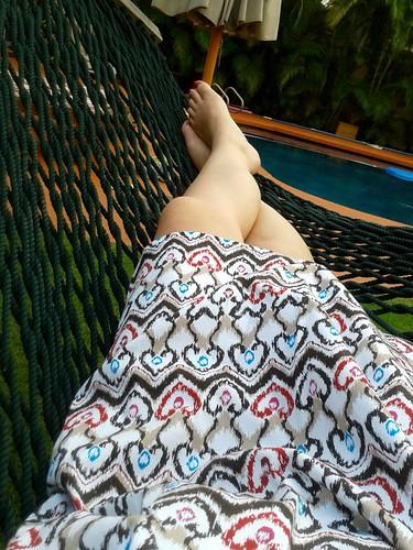Hazel in Hawaii