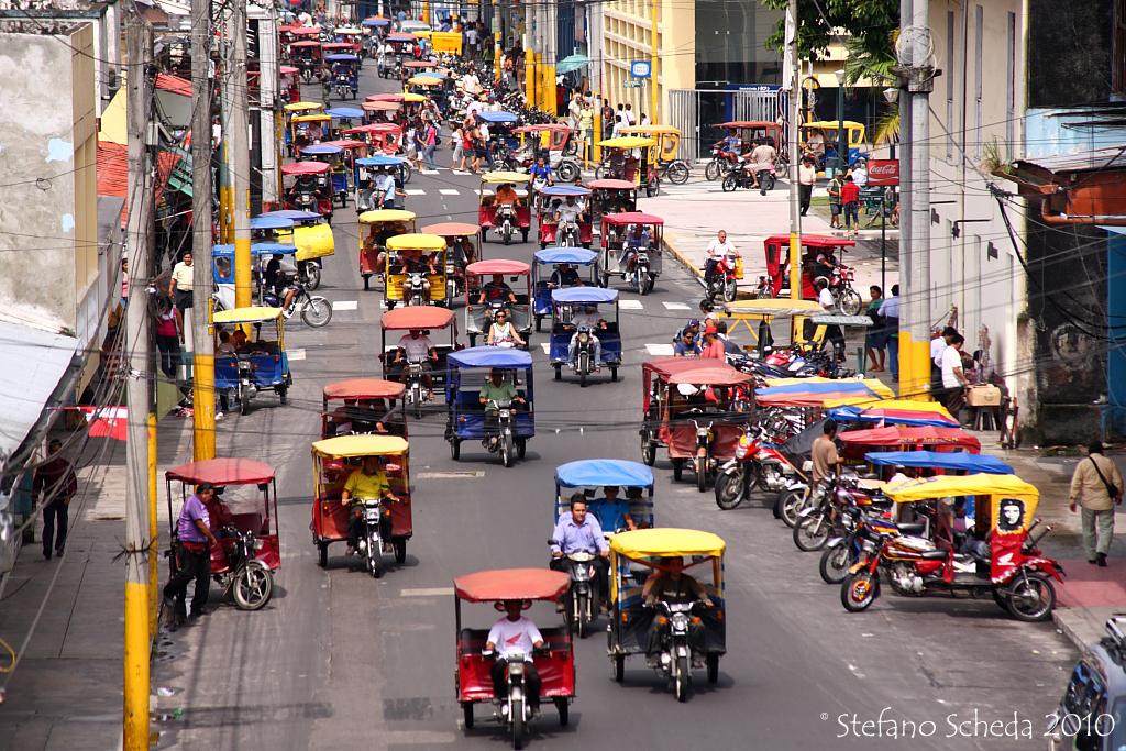 Iquitos motorcars