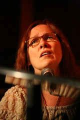 Iris DeMent at The Living Room for WFUV by wfuv
