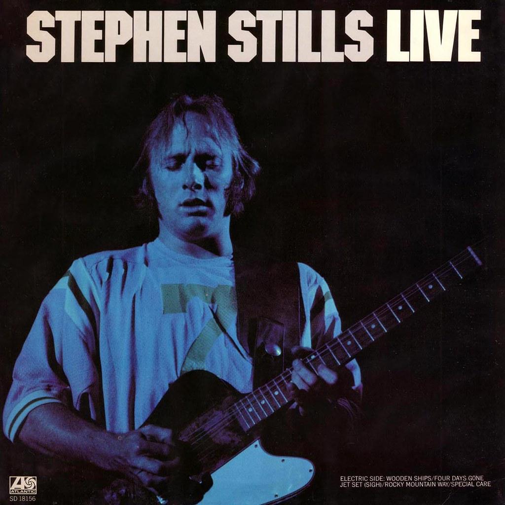 Stephen Stills Live