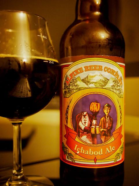 Alpine Ichabod Ale (2012)