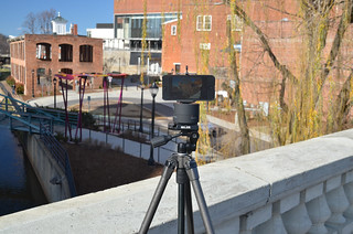 Time-Lapse Camera Setup