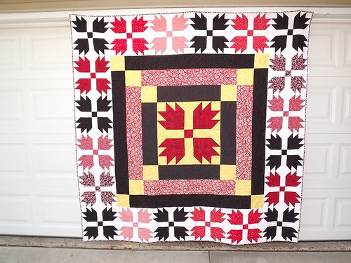 Martin Hand of Friendship Quilt