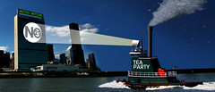 Tea Party at UN
