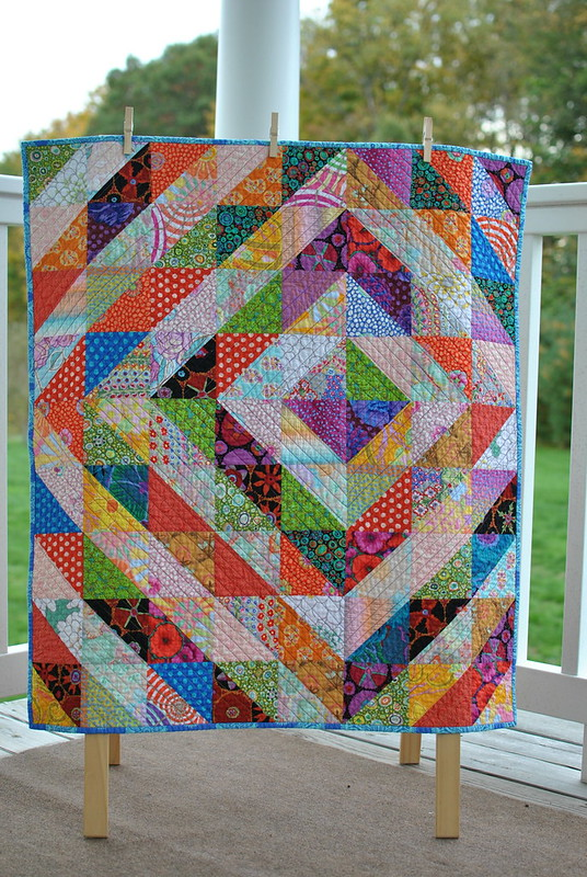 Beautiful Disaster Quilt