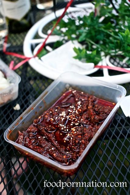 sichuan pepper beef jerky