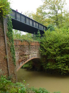October 21, 2012: Guildford to Horsham (Downs Link North)
