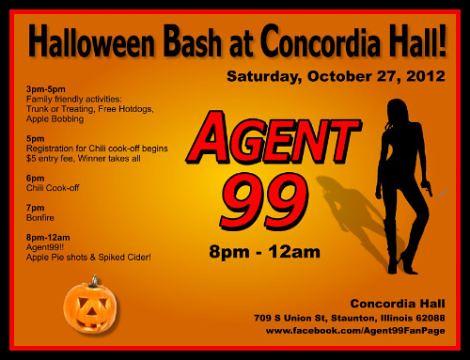Agent 99 10-27-12