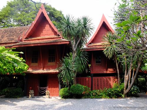 Casa tradicional a Bangkok