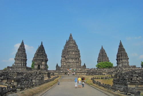 Welcome to Prambanan