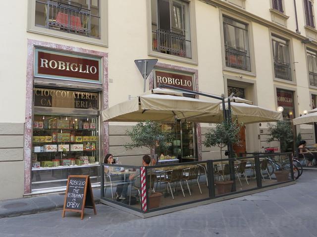 Robiglio, Florence