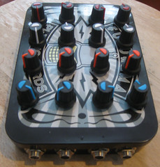 Matrix Mixer edge