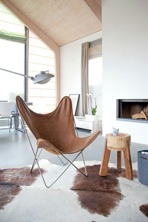 warm  cozy fireplaces  THE STYLE FILES
