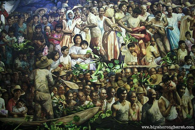jose pitok blanco's angono festival