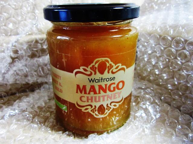 Waitrose mango chutney