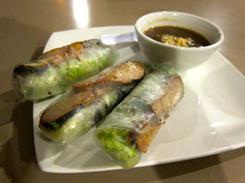 Ca Cuon Thi La (Grilled Soy Fish Roll) ($5.75)