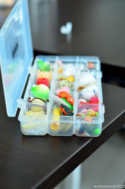 Miniature stuff