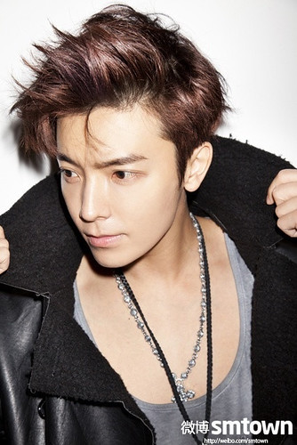 130106 Super Junior-M Break Down Official Photos - DONGHAE [1P] by stormmusic325
