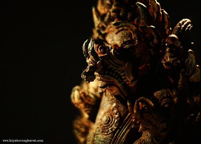 A Javanese Statue Asian Civilisations Museum