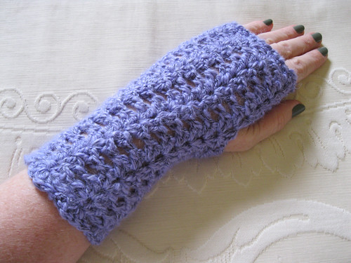 Challenge Mitts for Rachael