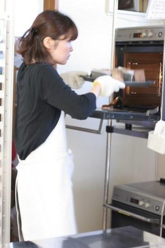 2012年10月フランス菓子教室ベーシックコース