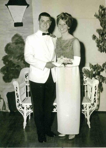 Gary&BexProm 1966