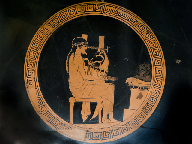 Ancient Greek Musical Instruments – Claire Catacouzinos   Writer ...