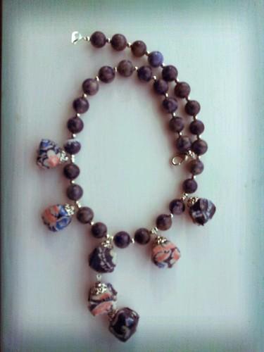 Tokyo Blues necklace