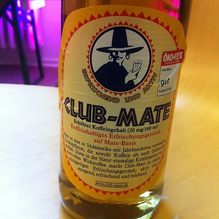 Club-Mate: drink of hackers