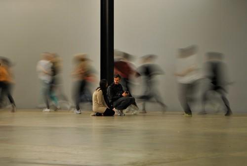 London - Conversation among Performance Art at the Tate Modern