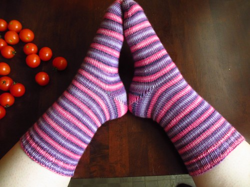The Socks Formerly Known As Yarn