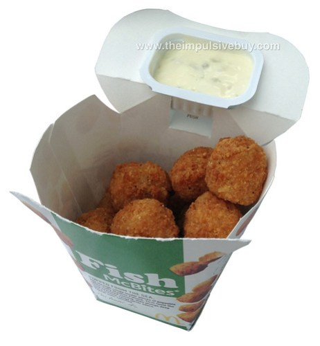 McDonald's Fish McBItes