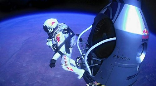 Red Bull Stratos - Felix Baumgartner