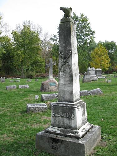 John W. Lowe Memorial