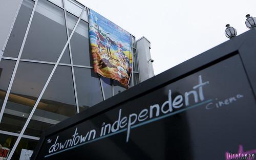 Madoka Magica US Premiere Entrance