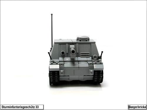 Sturminfanteriegeschütz 33B