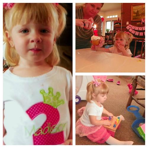 Madison's 2nd Birthday2