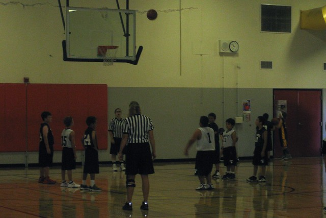 Thomas' free throw