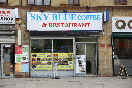 Sky Blue Coffee