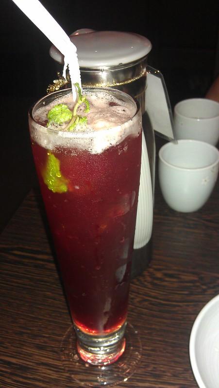 Rasberry Tea Mint