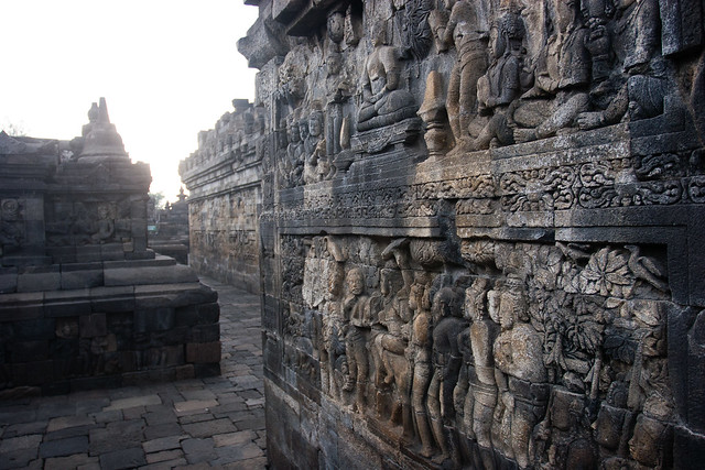 BOROBUDOR - The Biggest Buddhist Temple in the World Guide Read More: https://www.ourawesomeplanet.com/awesome/2012/10/borobudor-buddhist-temple.html