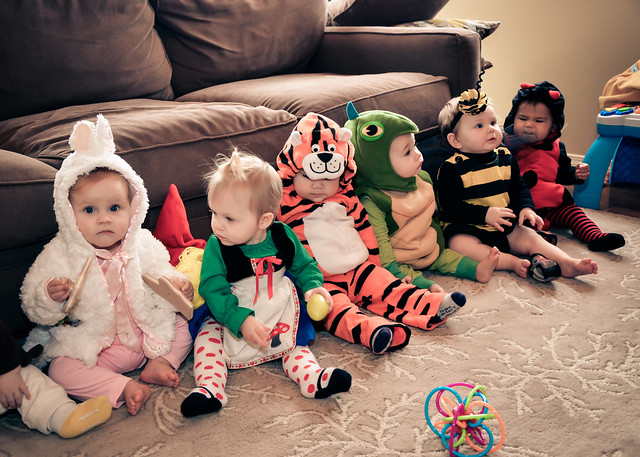 Halloween for the Kids!