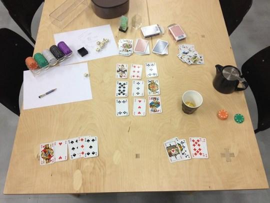 Prototyping KAIGARA