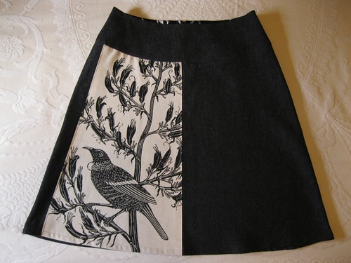 A-line skirt for Terri