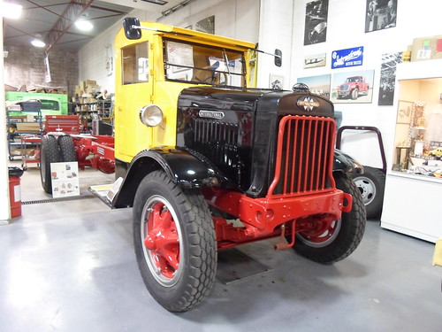 1929 International HS-54