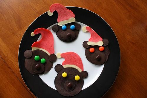2012 12 Christmas Bears