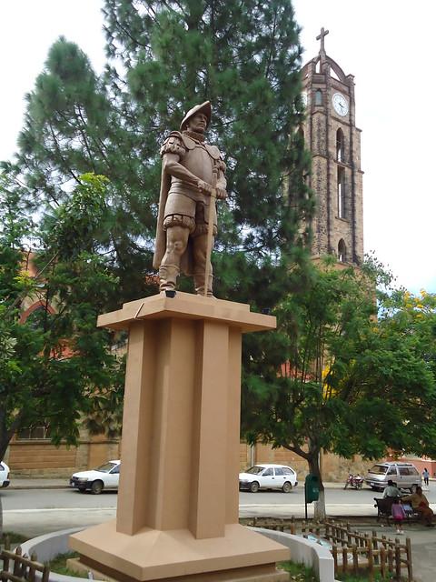 Ciudad de Vallegrande