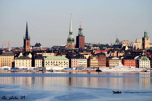 3 días en Estocolmo