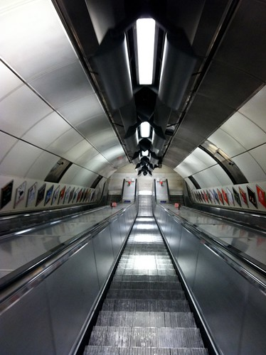 London - Down to the Tube